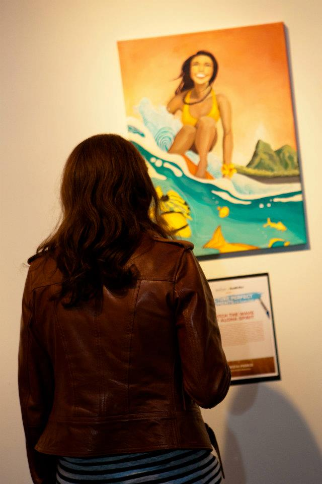 Seattle Met Picture Perfect Moments showcased local artists at the EM Fine Art Gallery in September 2011
