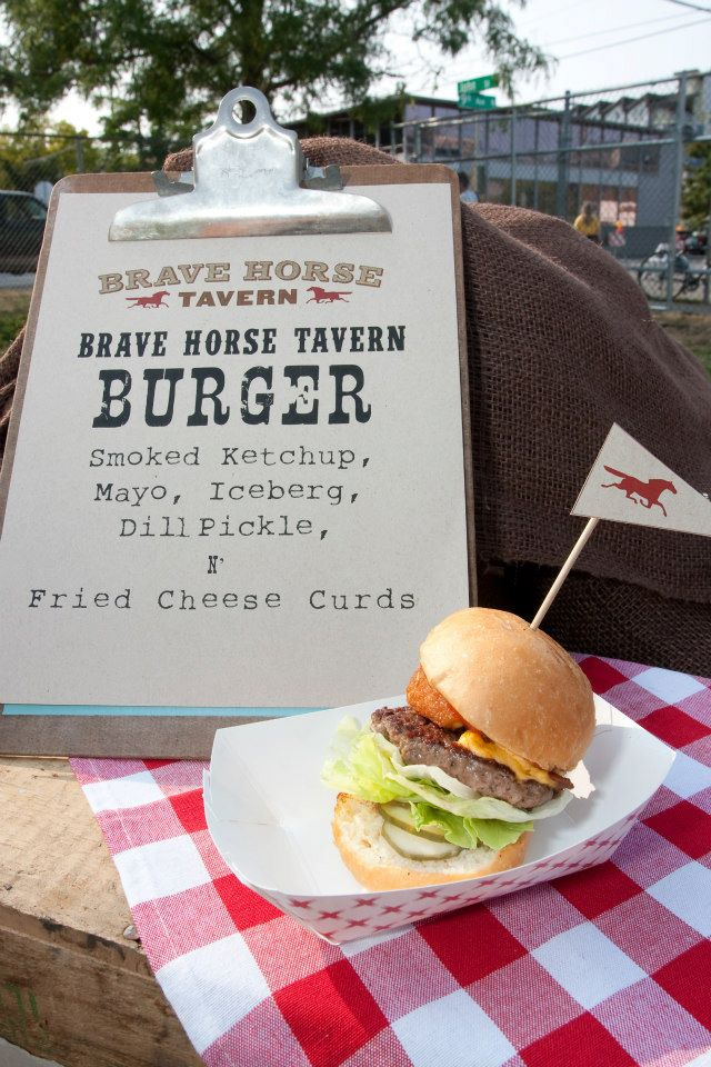 South Lake Union Block Party and Best Burger Competition