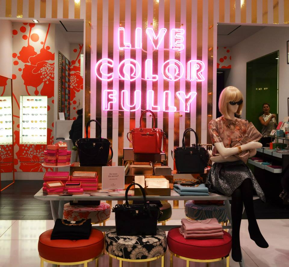 """Kate Spade Holiday Shopping """"Shop 'til you drop"""" Extravaganza at Bellevue Collection presented by Seattle Met"""