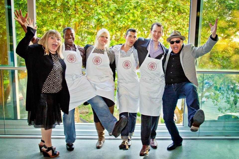 "Who is Seattle's Next Hot Chefs of 2014? This was the event to meet them first so you can say ""they fed me when!"""