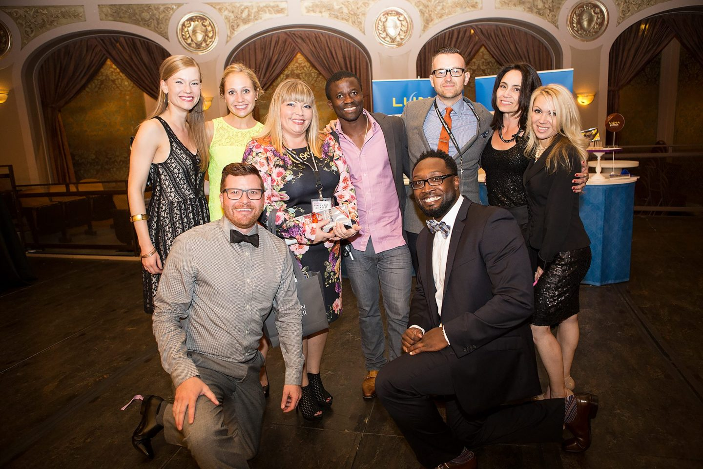 Fall Fashion explodes at Downtown Seattle Rocks the Runway at this historic Paramount Theatre in 2014
