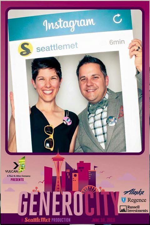 The video of Generocity, a Seattle Met event in 2015 that showcased over 30 local nonprofits at the Living Computer Museum in downtown Seattle
