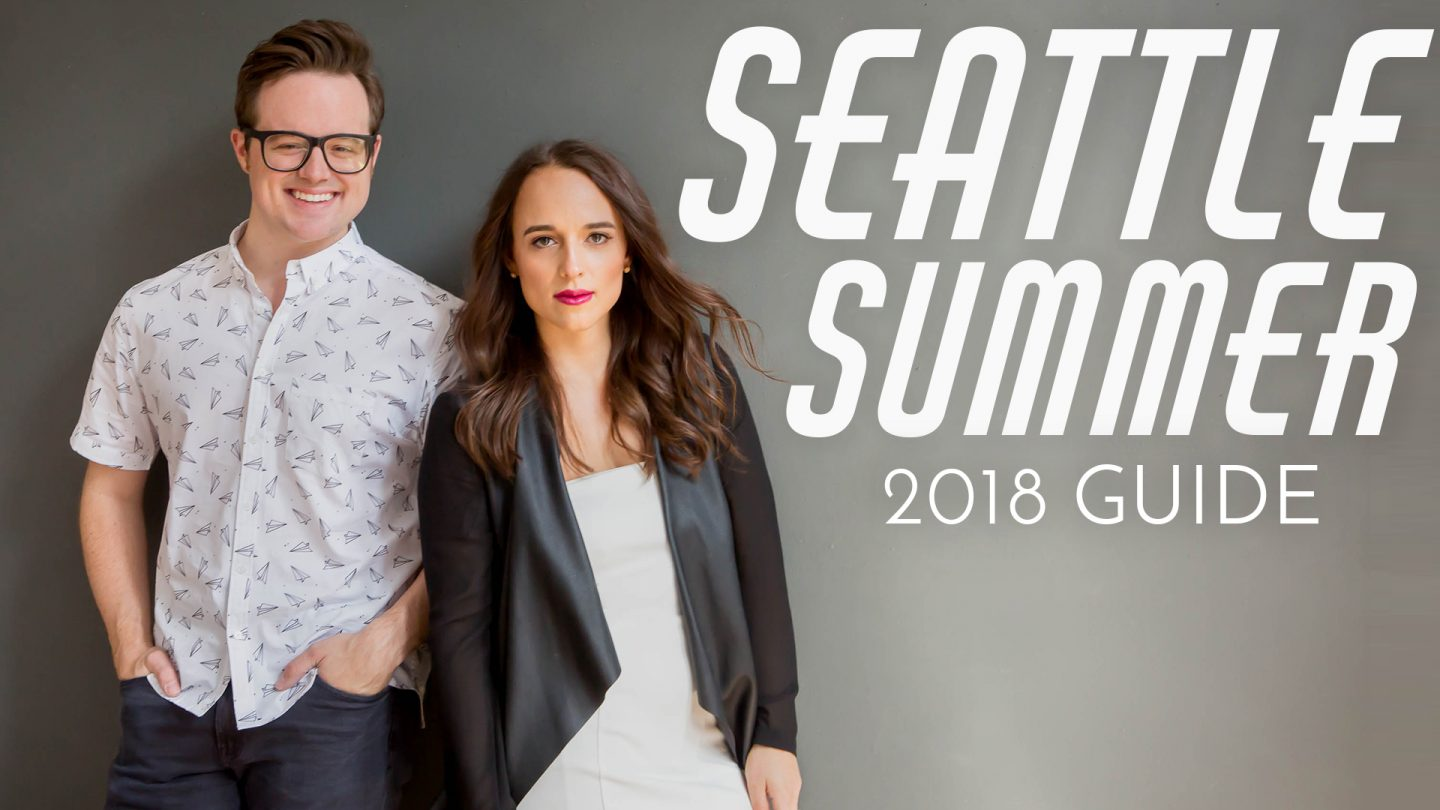 The Official Guide to Summer in Seattle brought to you by Local Lens Seattle, KING 5's Flagship YouTube series