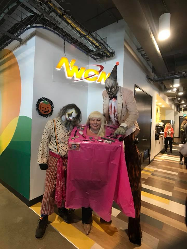 KING 5 NBC, a TEGNA Company, employees go ALL OUT sporting their costumes for Halloween and 2017 proved to be no exception. Who was your favorite?