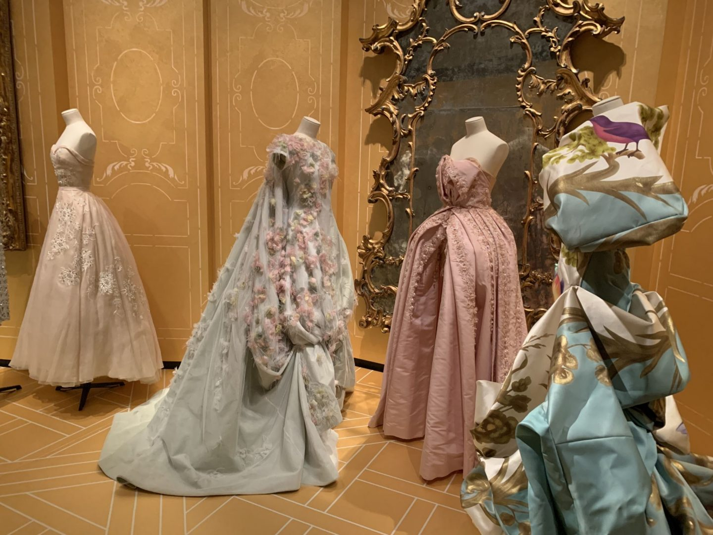 DIOR: From Paris to the World,  surveys 70 years of the House of Dior's enduring legacy and its global influence as seen at the Denver Art Museum in mile high city