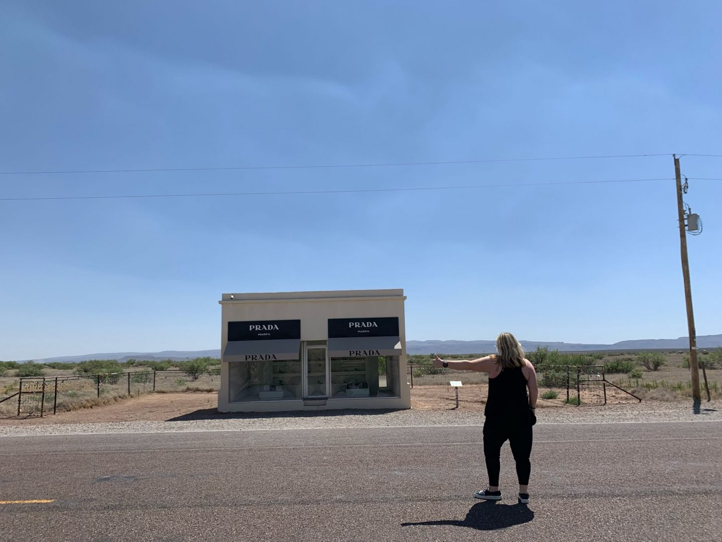 Check out this short Video Trailer on a trip to Marfa Texas
