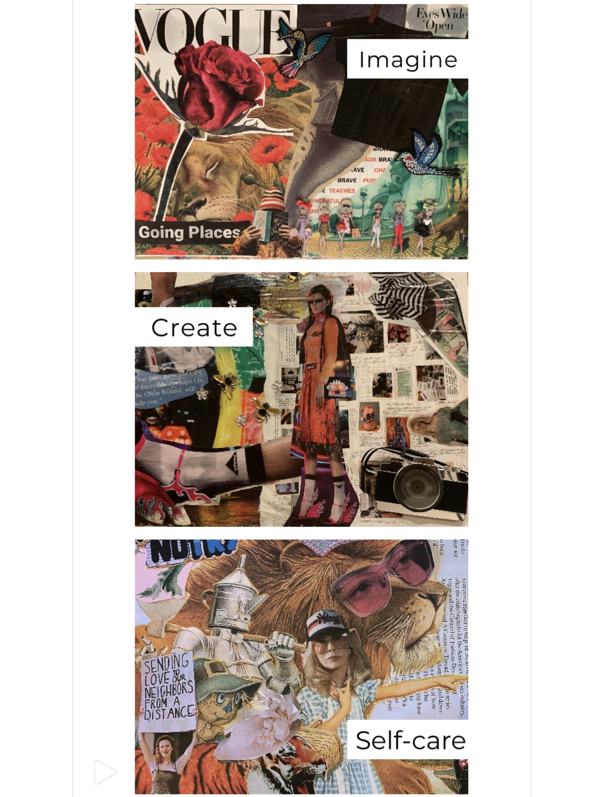 DIY Collage