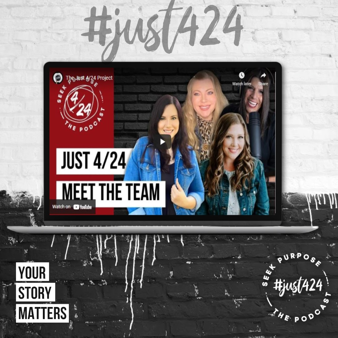 Meet the Sober Team Behind the #JUST424 Movement, Seek Purpose Collective, Recovery is the New Black, and The Sober Curator
